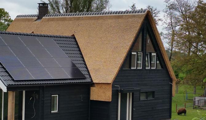 Kosten rieten dak per m2. elegant rietdekker rieten dakrieten dak